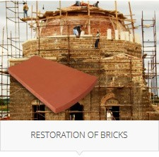 RESTORATION OF BRICKS